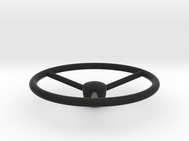 steering wheel large 3d printed