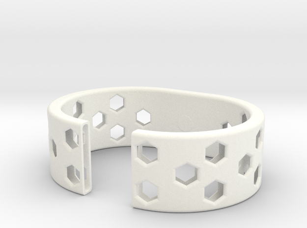 Hollow Band 3d printed