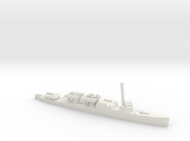 USS McKean APD 1:1800 3d printed