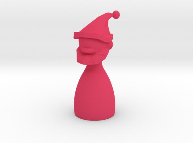 Santa Piece 3d printed