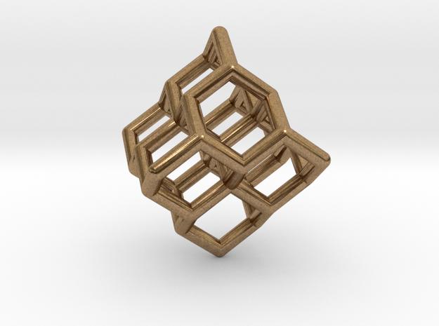 Diamond structure (tiny)