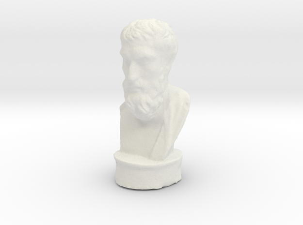 Epicurus 3 inches tall (hollow) 3d printed