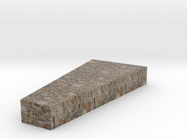 Stone Pillar for Waterwheels 3d printed