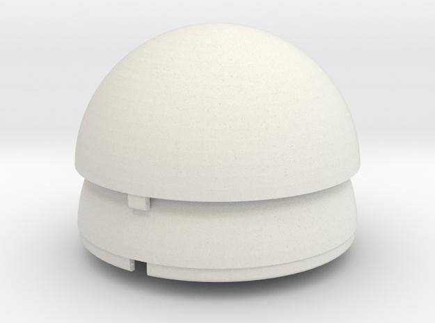 Real size openable Pokeball