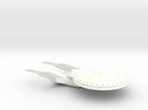USS Aldrin 3d printed