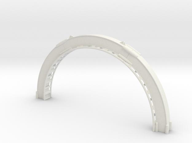 Looping-blau-oben.stl 3d printed
