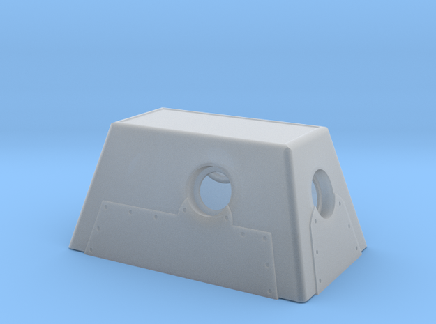 RCS Pascal Housing 1:7 Scale 3d printed