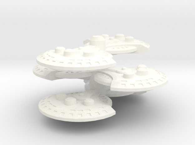 Space Station 908 3d printed