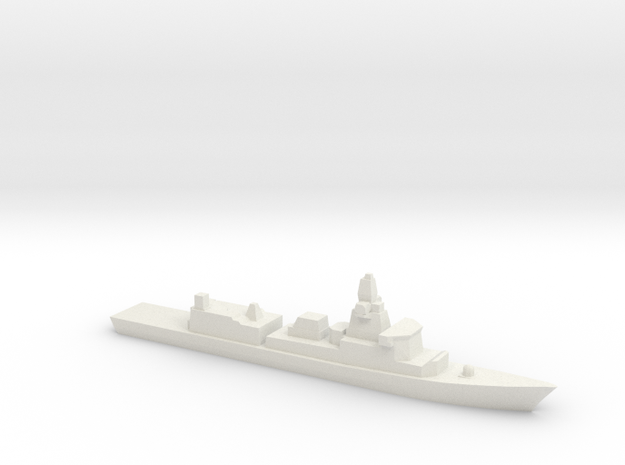 M-Fregat 1:2400 3d printed