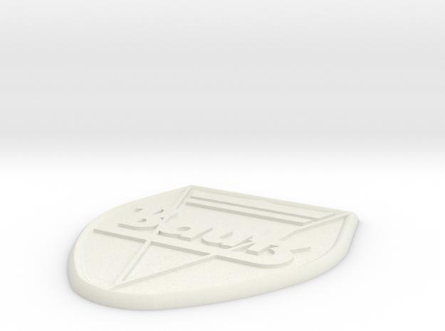 Bautz Wappen1 3d printed