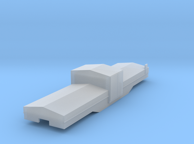 Scale Car V4 in Frosted Ultra Detail
