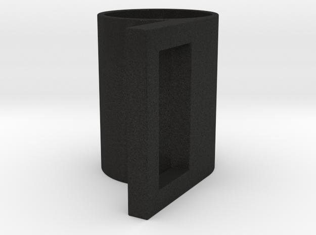 geometric mug 03 3d printed
