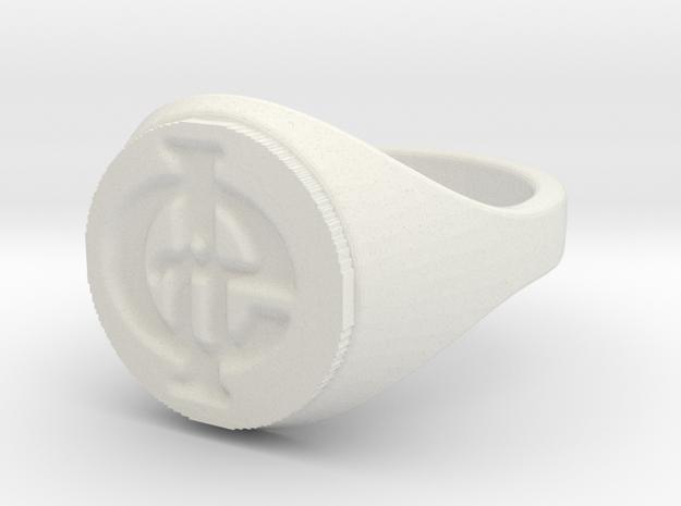 ring -- Thu, 12 Sep 2013 03:44:45 +0200 3d printed