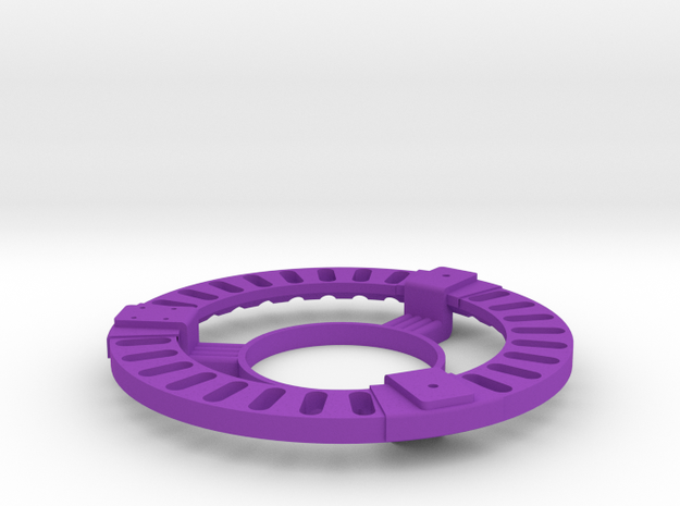 Vent Ring Assembly 3d printed