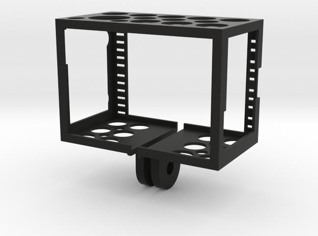"""GoPro Hero3 """"Touch'n'Batt"""" Frame'ish (Frame) 3d printed"""