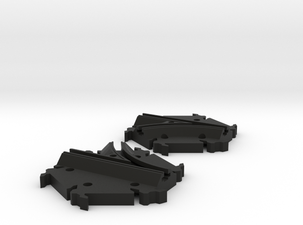 Track Switches (simple) 3d printed