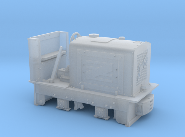 Feldbahn Jung EL105 (Spur 1f) 1:32 3d printed