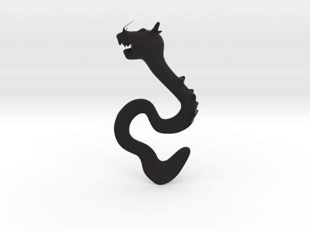 Dragon @ NYATA 3d printed
