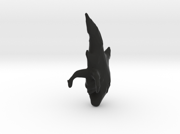 evolutionFish_3 3d printed