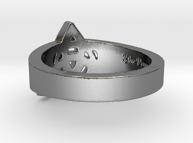 """""""Charmed"""" Inspired Ring - Size 10 Ring Size 10 3d printed"""