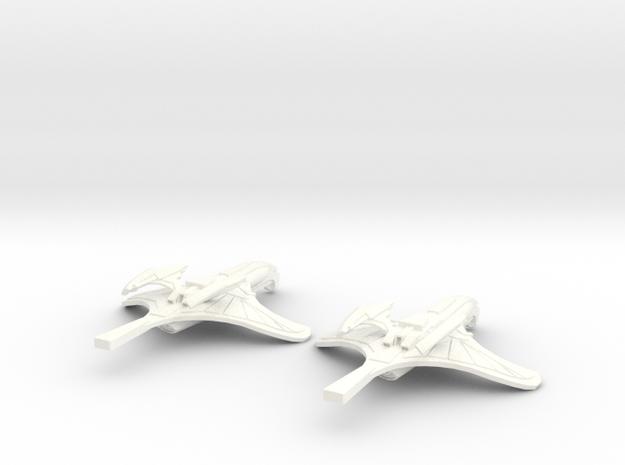 NuTux Class Romulan War Bird 3d printed