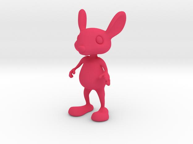 Tiny Bunny 3d printed