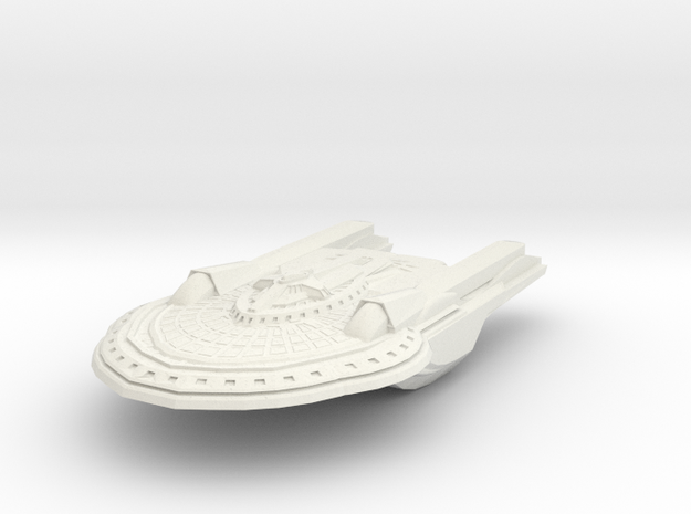 Virginia Class Cruiser 3d printed