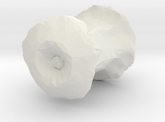apple cob 3d printed