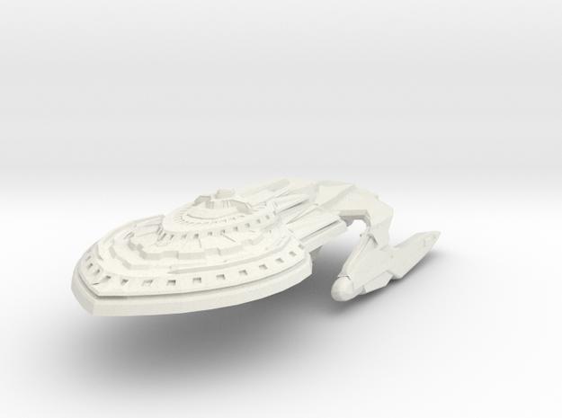 Interceptor Class Cruiser 3d printed
