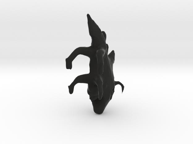 mutant fish 3d printed