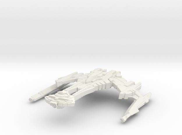 Rutt'Kull Class BattleCruiser 3d printed