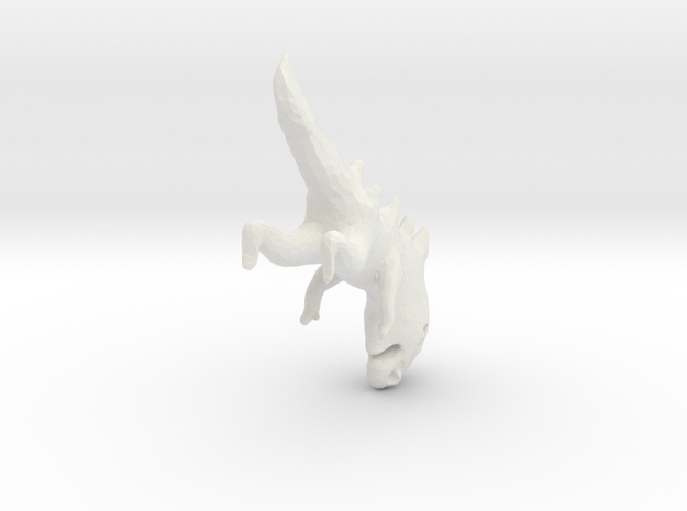 evolutionFish_5 3d printed