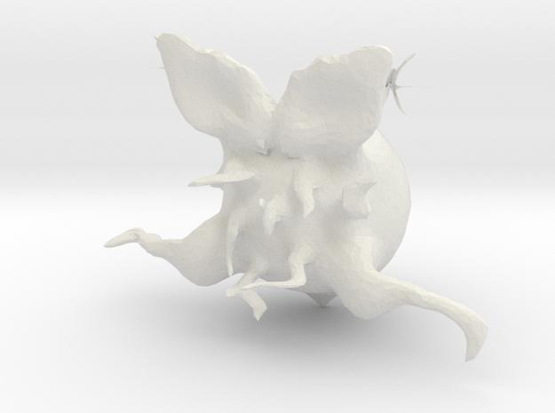 deep sea fish 3d printed