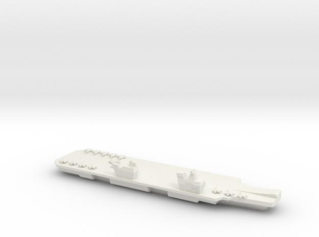 [RN] Queen Elizabeth 1:1800 in White Natural Versatile Plastic
