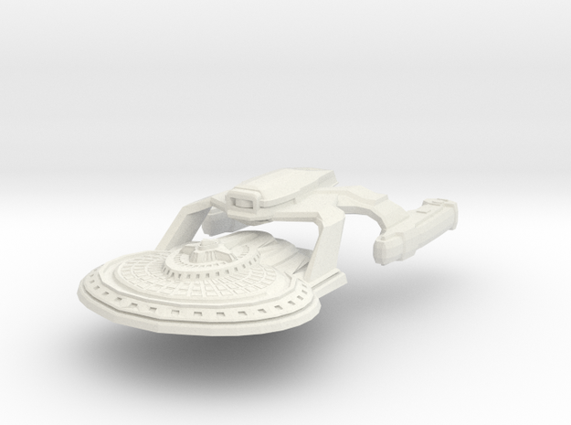 Prevatt Class Freighter With Pods Off 3d printed