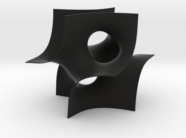 Batwing sculpture,10 cm (4 inch) 3d printed