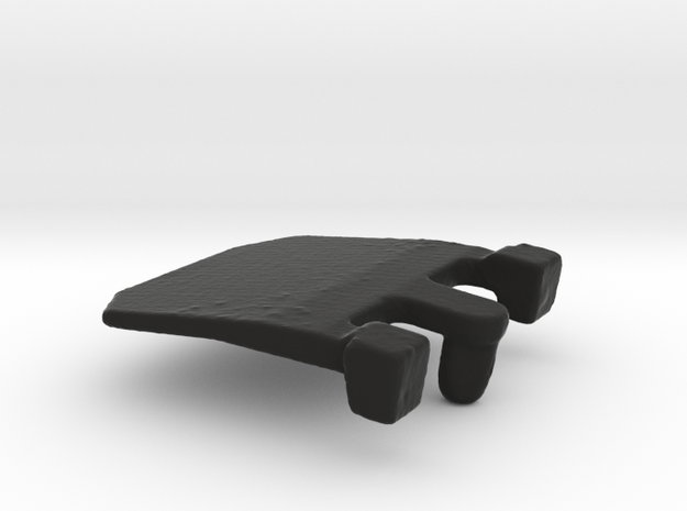 IBM Model F - Pivot Plate 3DScan 3d printed