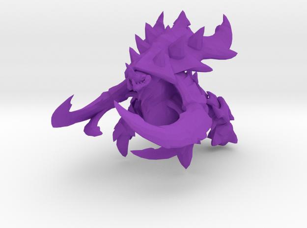 Ultralisk 3d printed