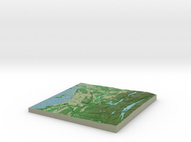 Terrafab generated model Fri Sep 27 2013 11:20:15 3d printed