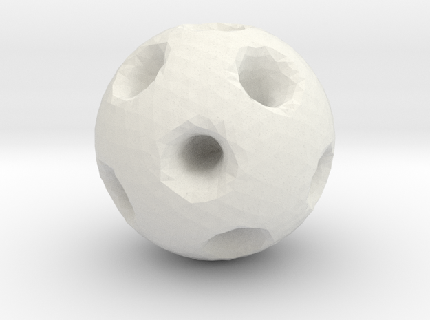 Cool Ball 3d printed