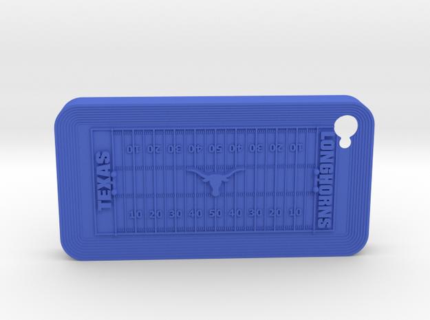 iPhone 4 Football UT  3d printed