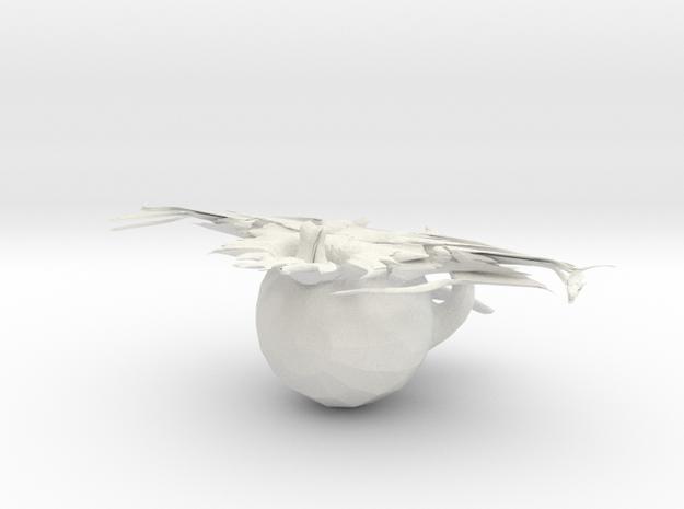 A Budenz sárkánya 3d printed
