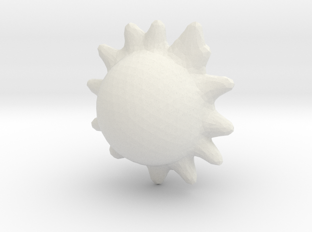Another Yellow Sun 3d printed