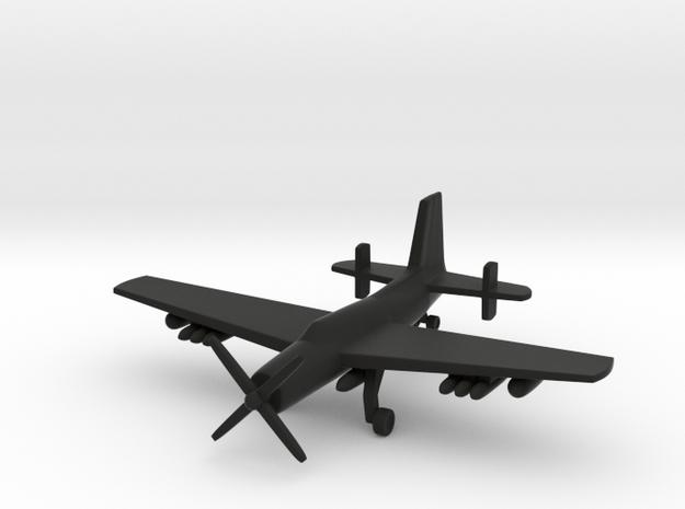 1/285 (6mm) AF-2S Submarine Killer 3d printed