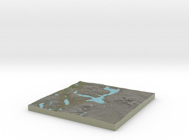 Terrafab generated model Fri Oct 04 2013 09:29:14 3d printed