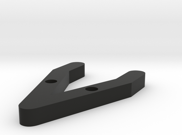 V OCR A EXTENDED 3d printed