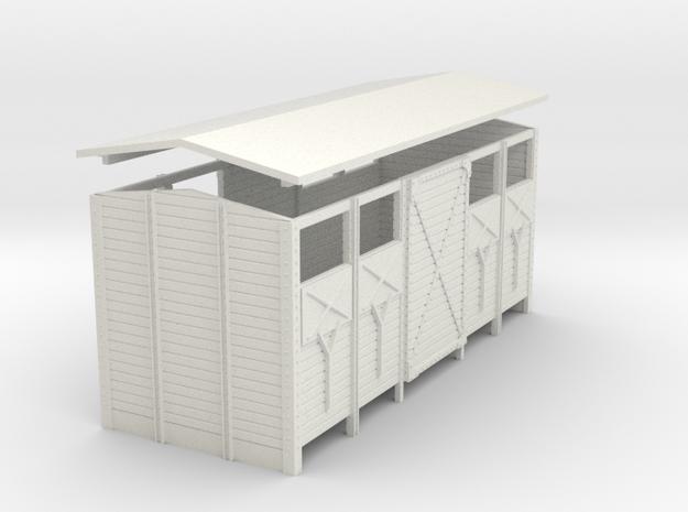 HOe/HOm Body Van P Opvent Door2 3d printed