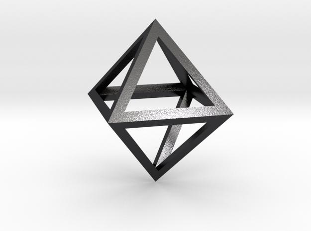 Octahedron 3d printed
