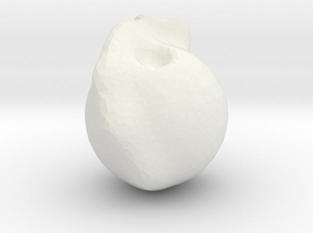 NEU_AbstractMASK 3d printed