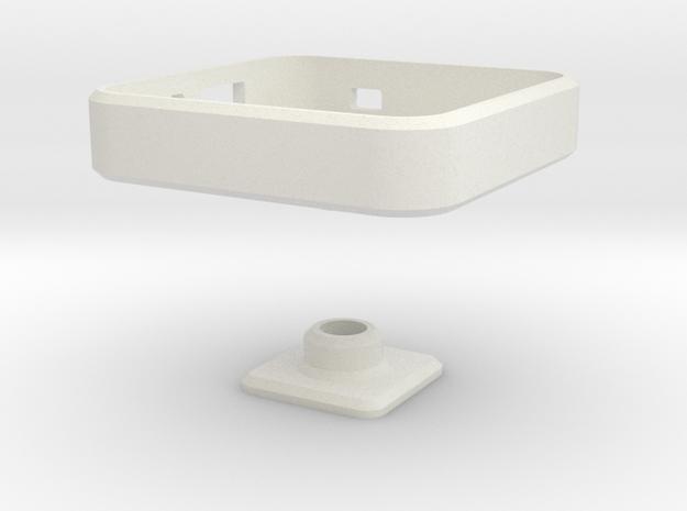 Omnimac 3DR GPS Stalk V1.0 in White Natural Versatile Plastic